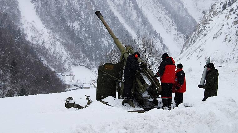 Vilyuchinsky volcano and Velvet hill are shelled in Kamchatka