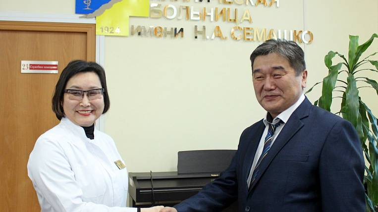 The new head of the Ministry of Health appointed in Buryatia