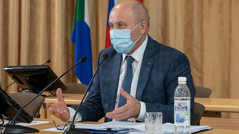 The mayor of Khabarovsk recovered from coronavirus