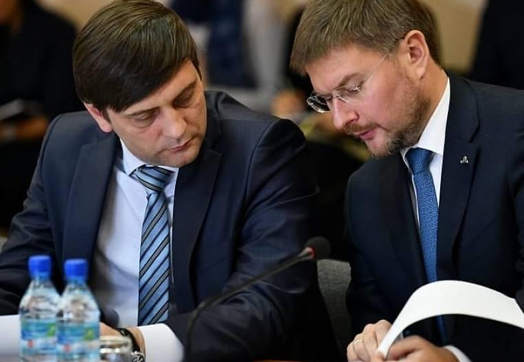 Aysen Nikolaev on ALROSA: