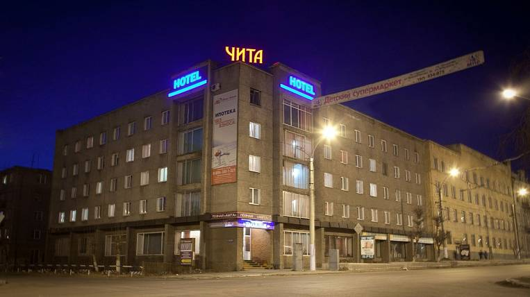 The structure of the Ministry of Defense will undertake the reconstruction of a hotel in Chita