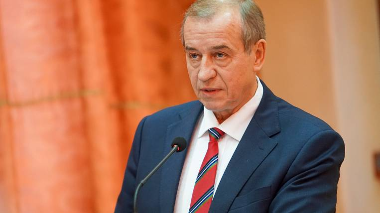 Ex-governor Levchenko intends to stay in the Irkutsk region