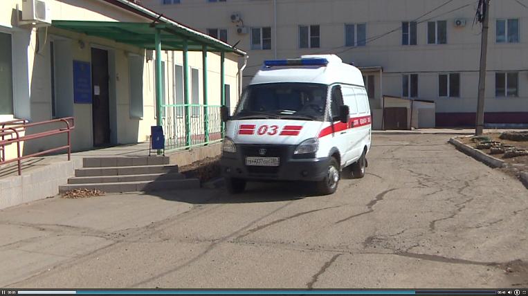 A coronavirus patient was taken to a hospital under guard in the Amur region