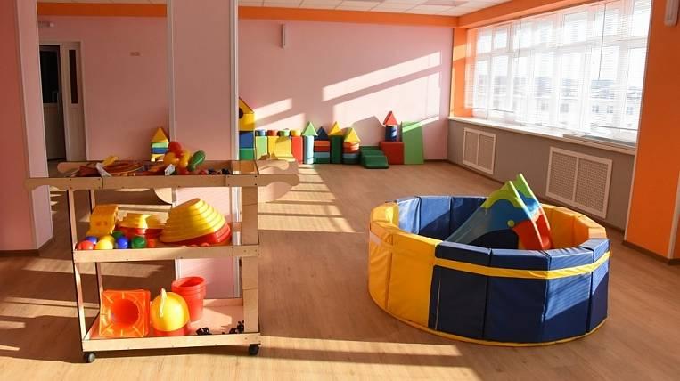 Kindergartens will begin to open in Kolyma