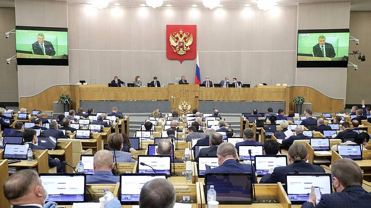 New support measures for SMEs and self-employed approved in the State Duma