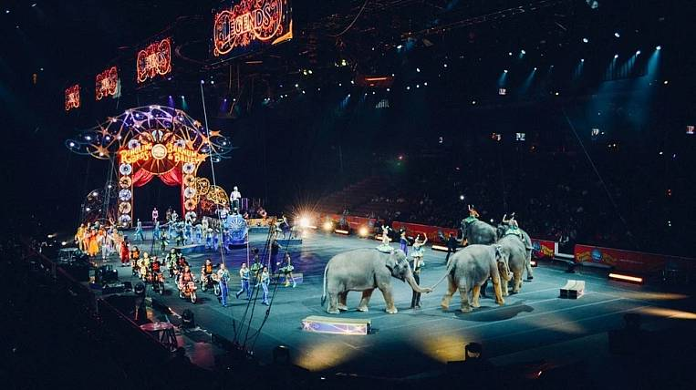 Zoos and circuses included in the list of affected industries