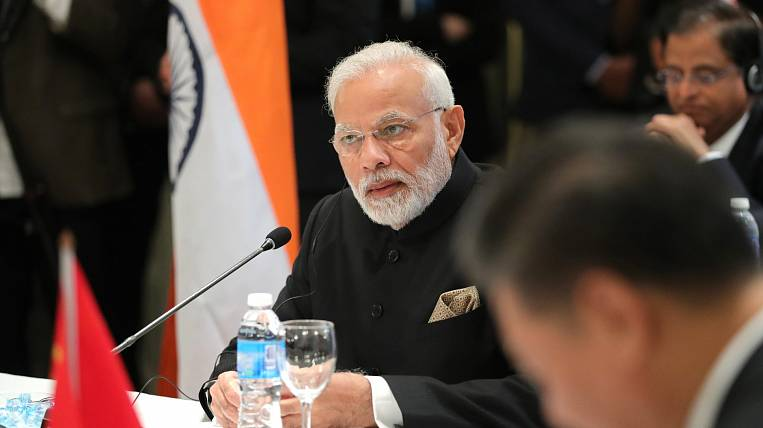 WEF -2019's main guest will be Indian Prime Minister
