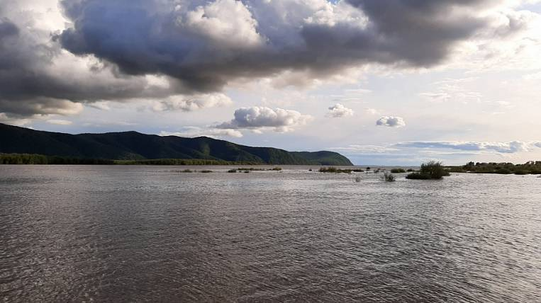 The last point of the Amur flood was determined