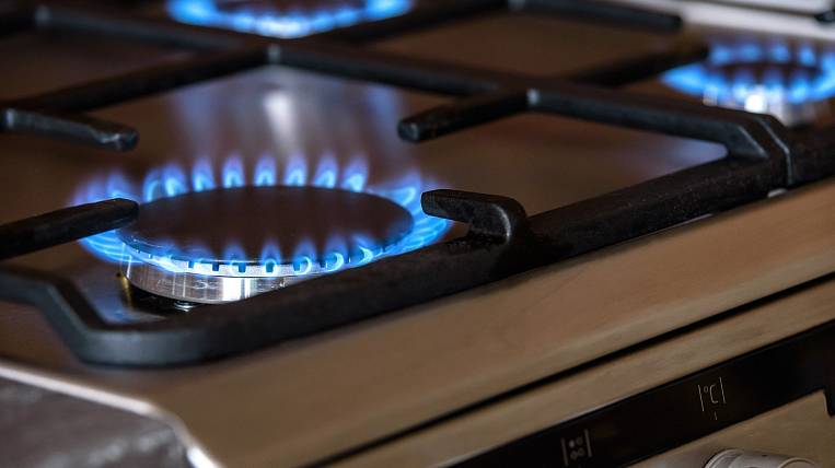 Gazprom promised to supply gas to small private houses free of charge