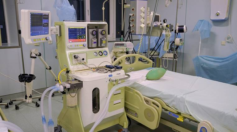 Until the end of the week, the party will receive mechanical ventilation
