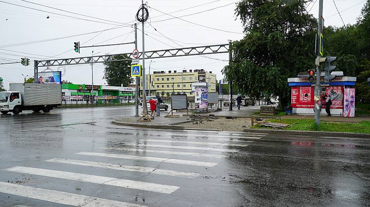 Traffic on Trubnoy lane in Khabarovsk will again become two-way