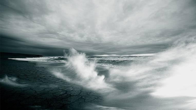 Storm warning announced in Kolyma