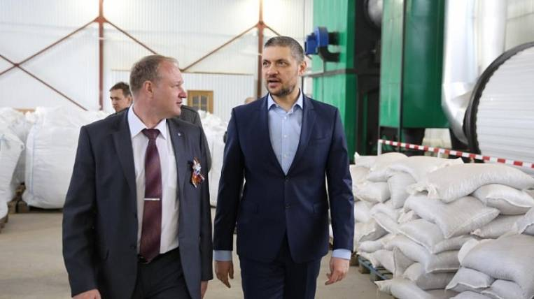 Ecological biofuel started to be produced in Transbaikalia