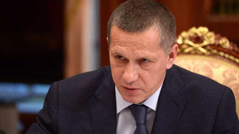 Trutnev advised the head of Kamchatka to roll up his sleeves