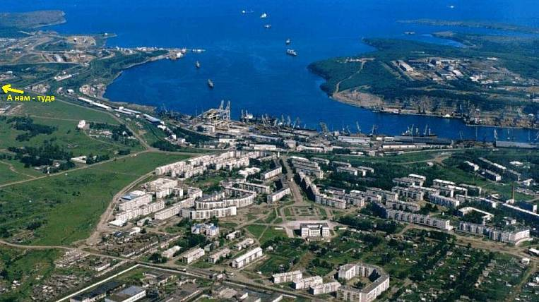 For the reconstruction of coastal structures in the port of Vanino Rosmorport will send 2019 billion rubles to 1