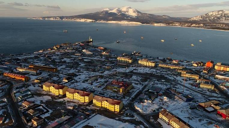 Sakhalin caught up with Moscow in terms of economic health
