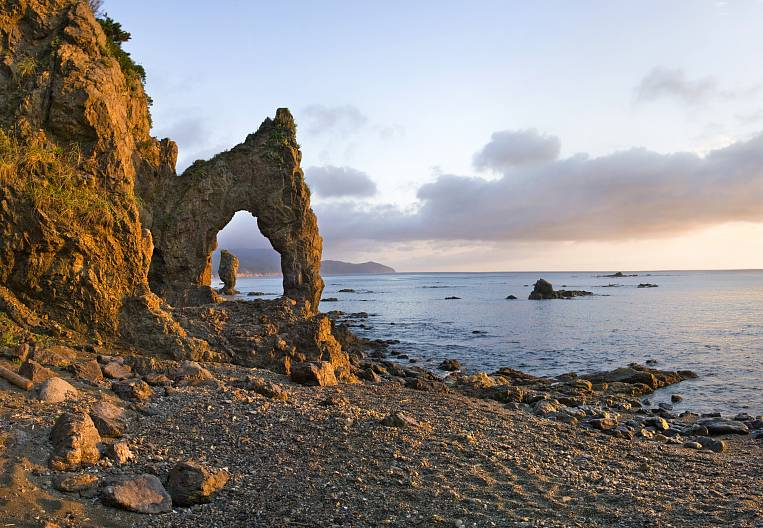 Tourism on Sakhalin: availability and diversity