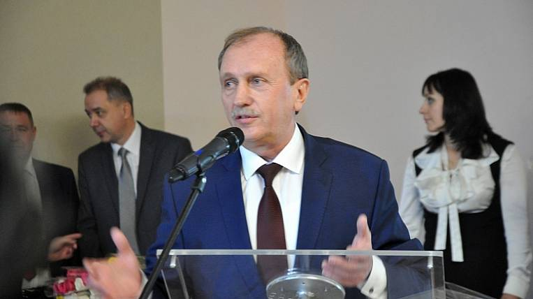 Sergey Sidorenko: construction of the largest grain elevator in the Far East started in Primorye