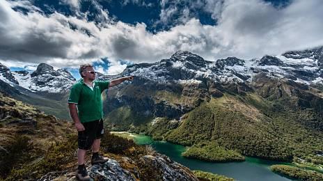 "Eugene Kaspersky: ""The best tourism - away from civilization"""