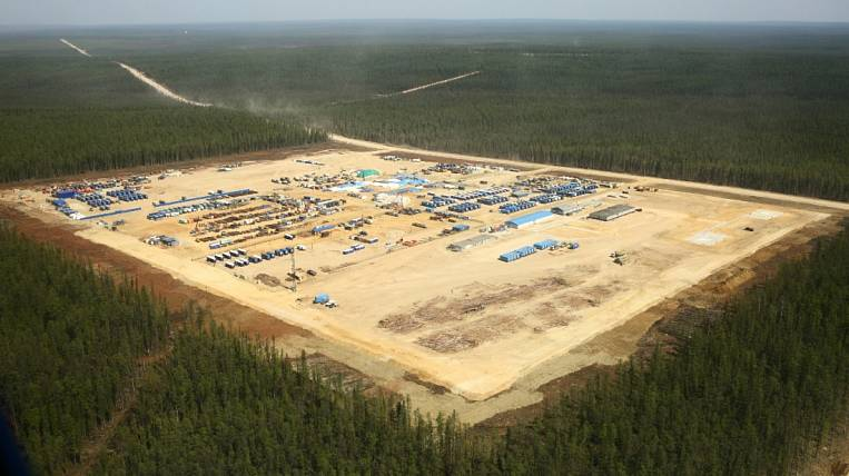More than 1 shift workers removed from the Chayandinskoye field in Yakutia