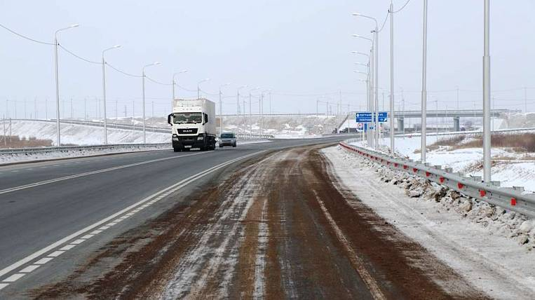 A section of the road to the border with China was opened in Primorye