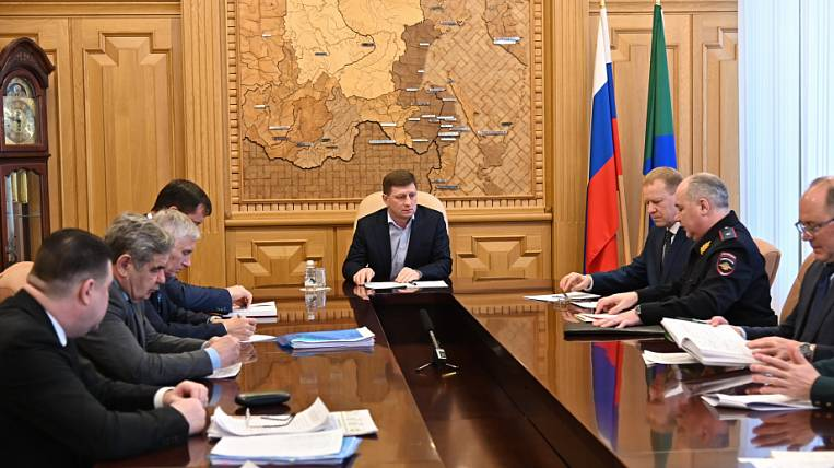 Quarantine posts will be placed in the Khabarovsk Territory due to coronavirus