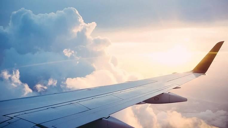 An export flight from Thailand to Vladivostok was postponed