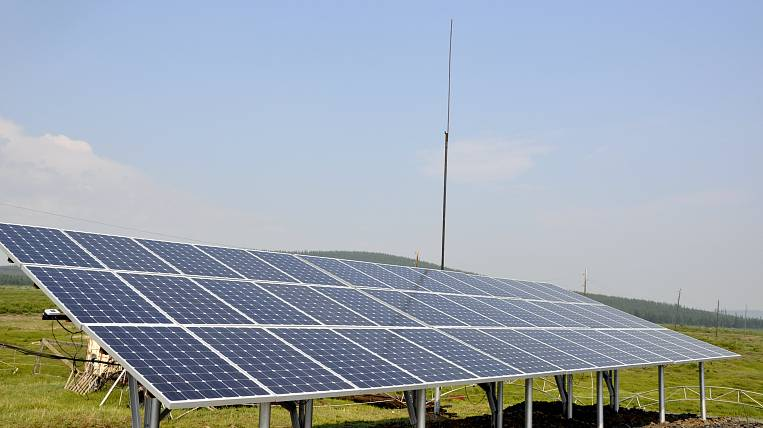 In Yakutia launched another solar power plant
