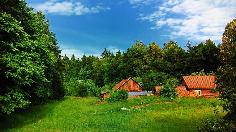 Free hectares with an area from Samara issued in the Far Eastern Federal District