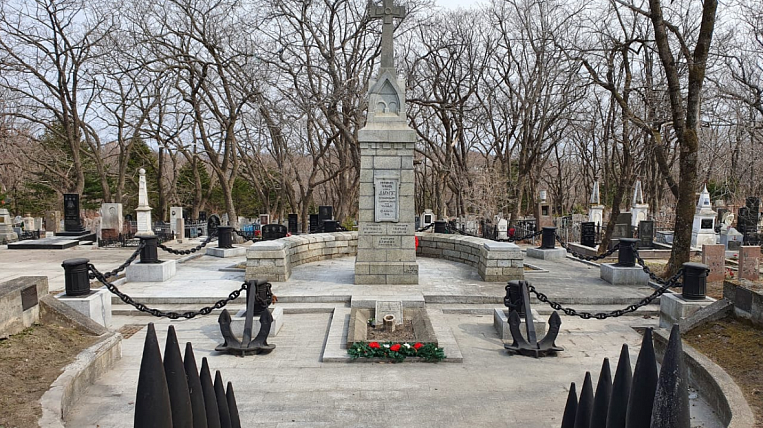 Visiting cemeteries banned in Vladivostok