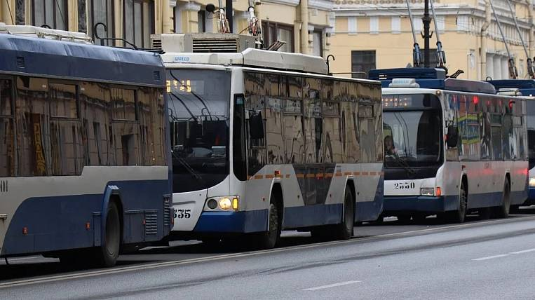 Moscow government will present decommissioned trolleybuses to Vladivostok