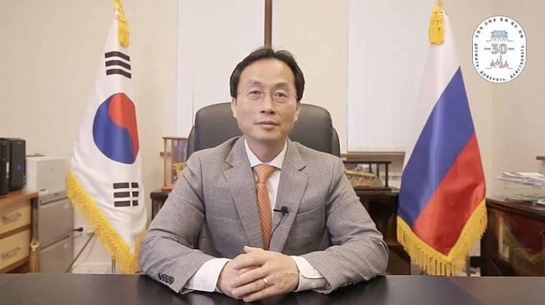 Consul General of South Korea in Vladivostok was recalled to his homeland ahead of schedule