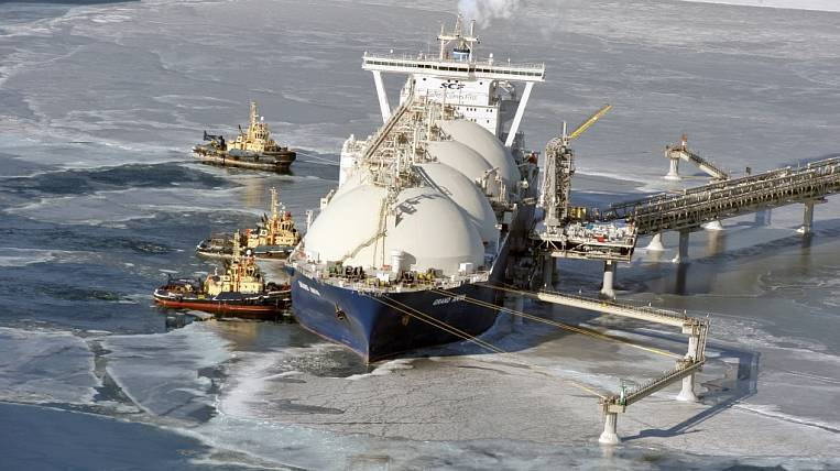 Sakhalin Energy's revenues from LNG exports decreased by 8% to 4 billion