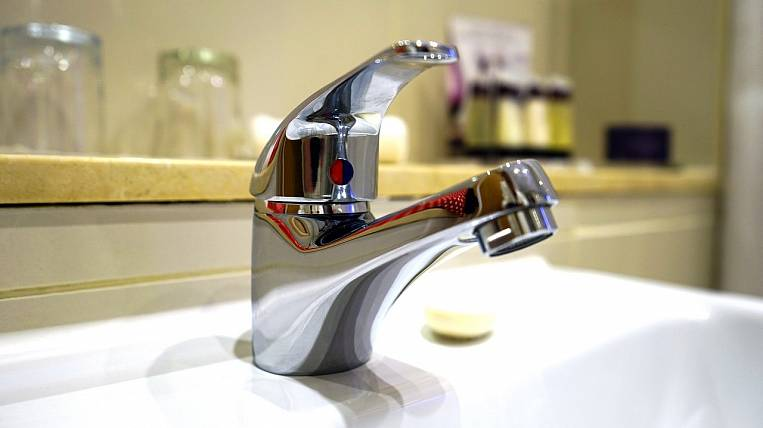The company in Buryatia was fined for lack of water in the houses