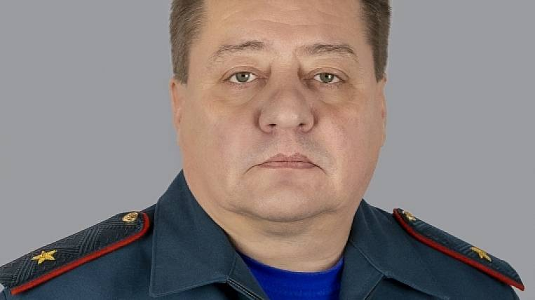 The head of the Amur rescue team will temporarily head the Ministry of Emergency Situations in the Khabarovsk Territory