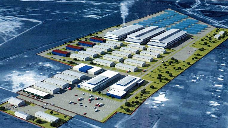 """In the coastal TOR """"Nadezhdinskaya"""" there will be a construction cluster"""