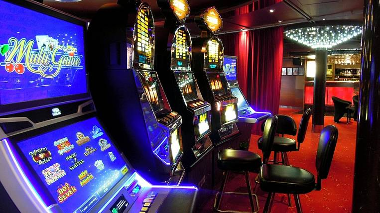 An official from the mayor's office of Ulan-Ude was fired for a gambling club