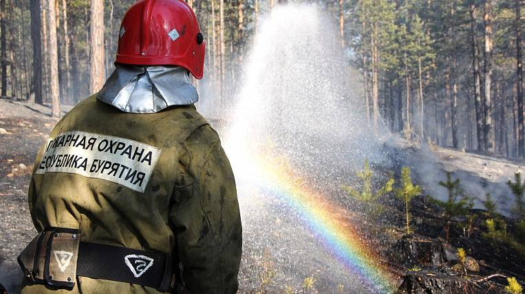 More than 230 million rubles will be allocated to fight fires in Buryatia