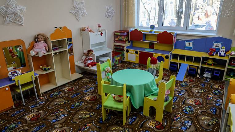 In kindergartens of Primorye, duty groups for quarantine will open