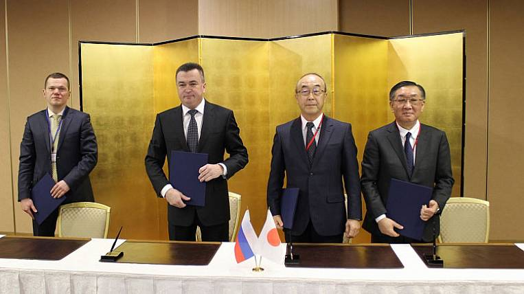 Japan confirms its activity in partnership with Primorye
