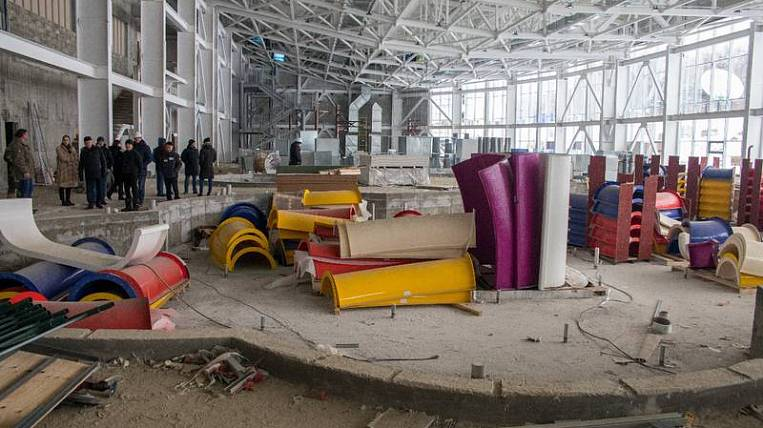 A hotel with a water park will open this year in Sakhalin