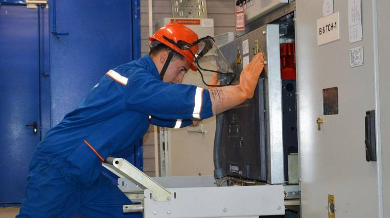 Power engineers are preparing power facilities in Primorye for the heating season
