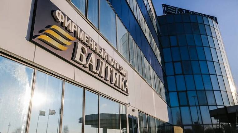 Baltika has become one of the best exporters of the Khabarovsk Territory