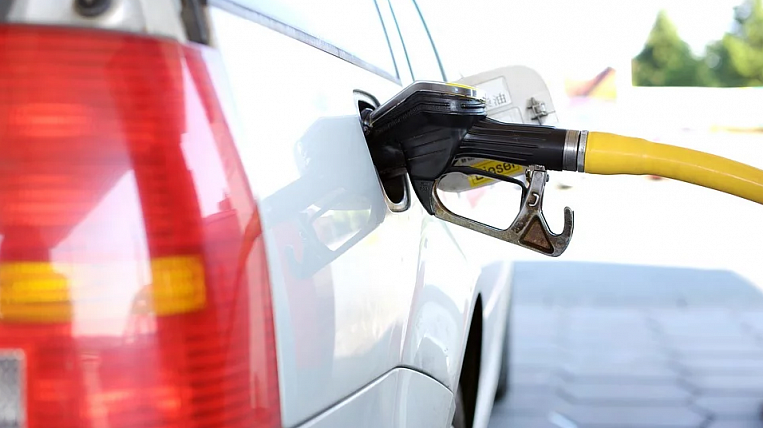 The level of underfilling of gasoline at gas stations was announced by the Ministry of Industry and Trade
