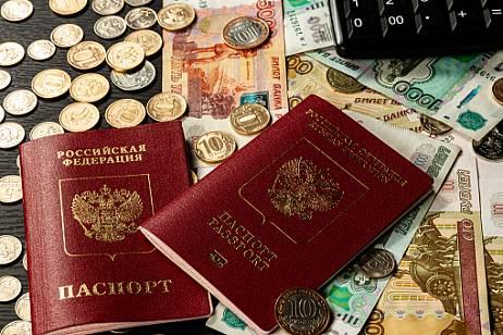 The maximum microloans were taken in Russia in March