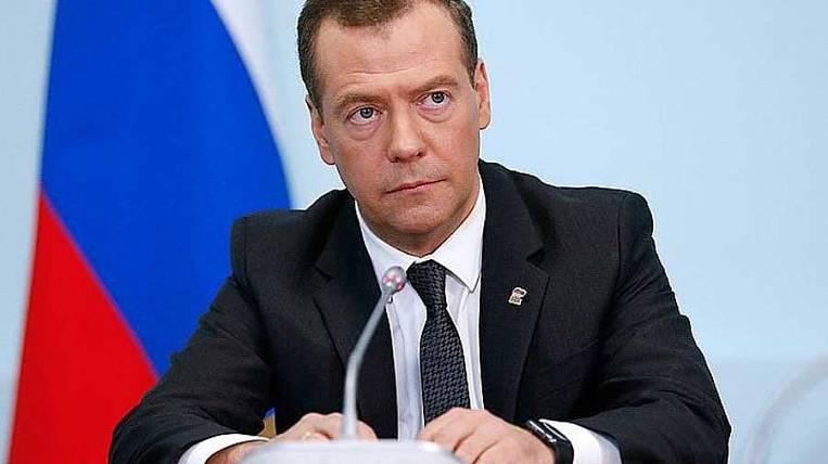 Medvedev dismissed deputy head of the Ministry of East Development