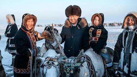 """Yakutia sets an excellent example of the Arctic policy"""