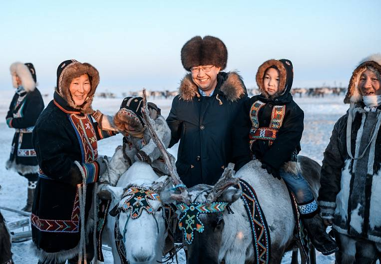 """""""Yakutia sets an excellent example of the Arctic policy"""""""