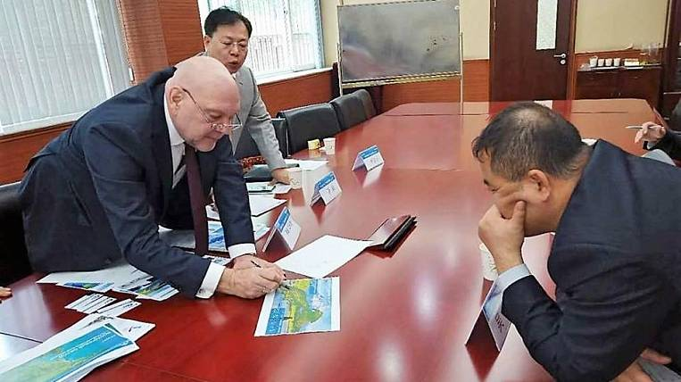 Chinese company will help Kamchatka with investment projects