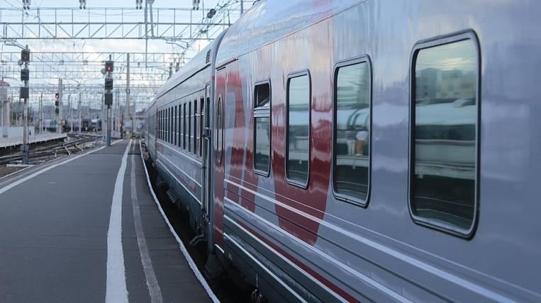 Vladivostok - Khabarovsk train will be canceled due to coronavirus